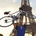 The Body Shop take their cycle scheme further - from London to Paris!