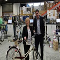 SUPPORTING ASSEMBLY MEMBER SUZY DAVIES'S EDUCATION DRIVE FOR CYCLE SAFETY